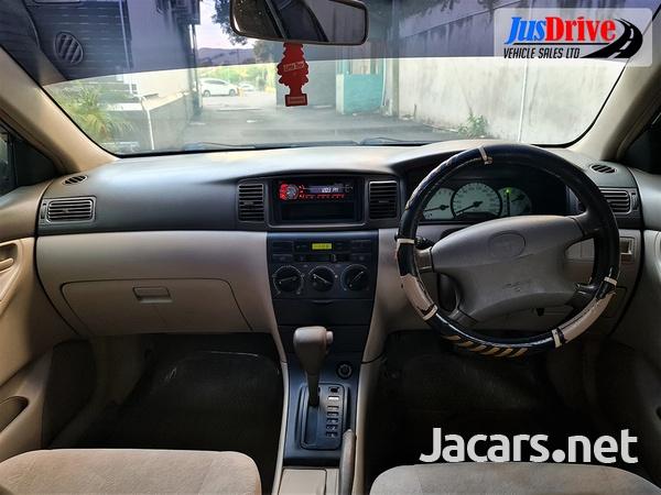 Toyota Corolla 1,5L 2002-8