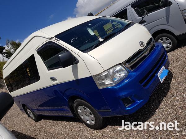 Toyota Hiace Bus 2,7L 2011-2