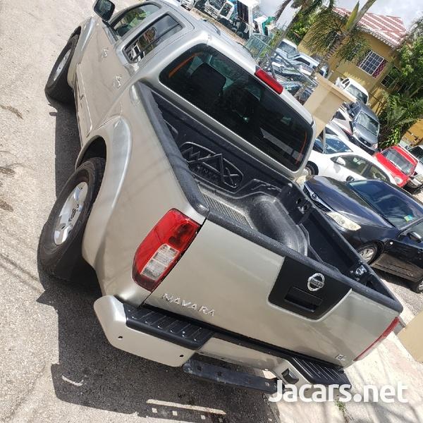 Nissan Navara 2,5L 2008-2
