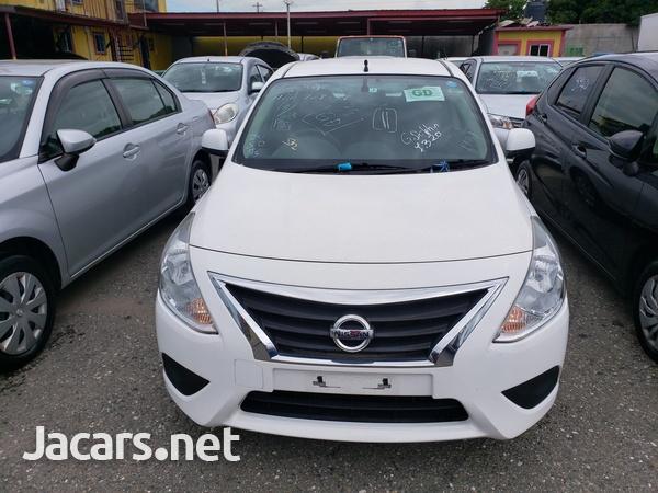 Nissan Latio 1,3L 2017-1