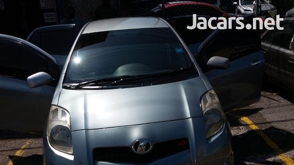 Toyota Vitz 1,3L 2006-16