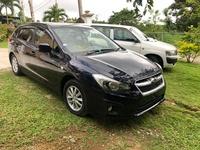 Subaru Impreza 1,6L 2014