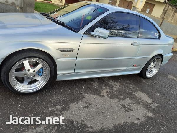 BMW 3-Series 2,4L 2002-3