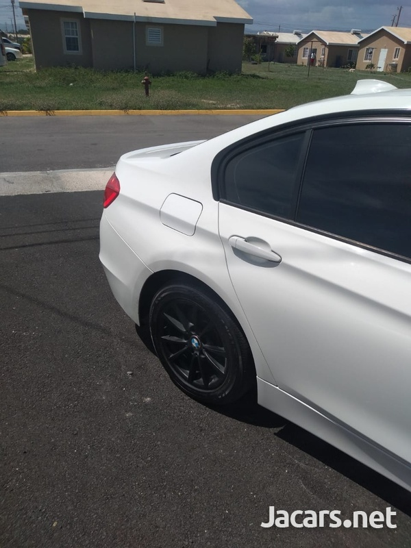 BMW 3-Series 1,6L 2014-2