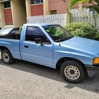 Isuzu Pick-up 2,3L 1991