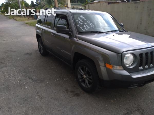 Jeep Patriot 2,4L 2012-2