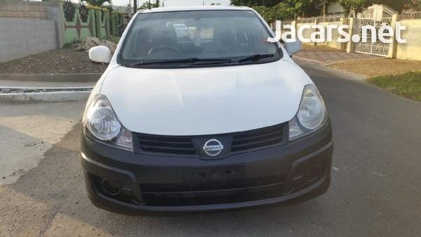Nissan AD Wagon 1,6L 2012-4