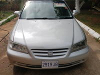Honda Accord 2,2L 2002