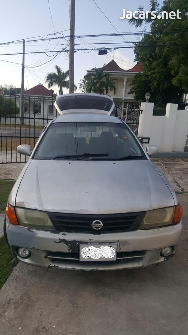 Nissan AD Wagon 1,5L 2003-1