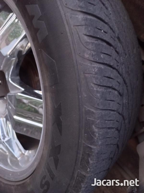 Tyres - Goodyear Eagle II 285/50/20 x2-5