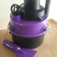 Wet and dry Car Vacuum