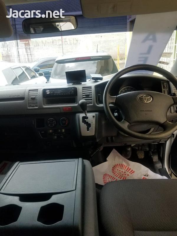 2013 Toyota Hiace Bus-6