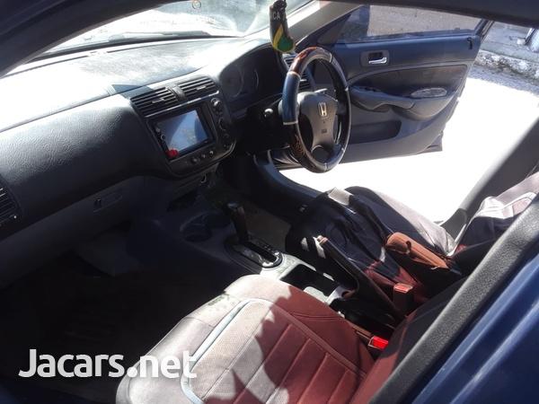 Honda Civic 2,0L 2003-6