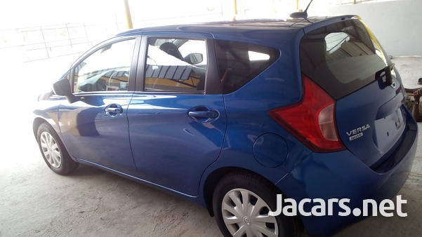 Nissan Note 1,5L 2016-4