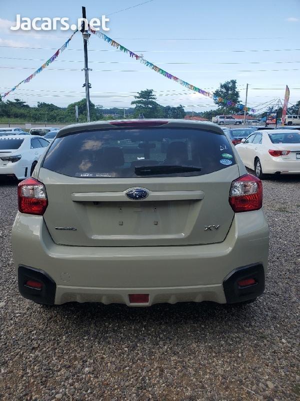Subaru XV 2,0L 2016-3