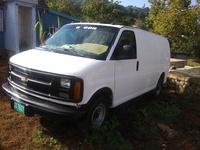 Vehicles Vans 4,8L 2001