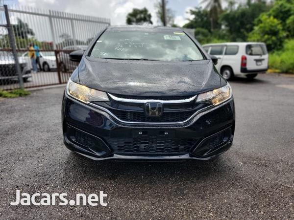Honda Fit 1,5L 2018-6