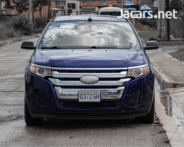 Ford Edge 2,0L 2013-10