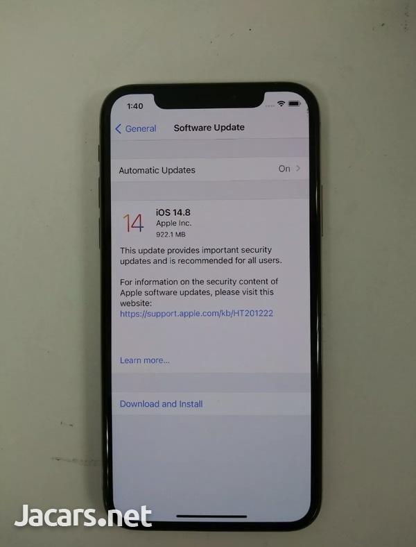 iPhone XS 64GB GOOD CONDITION-3
