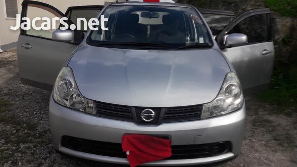 Nissan Wingroad 1,5L 2011-1