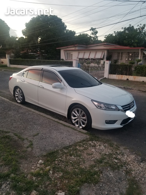 Honda Accord 2,4L 2013-1