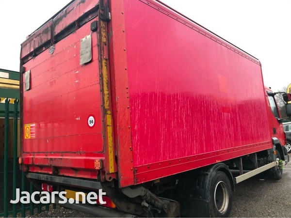 DAF 2006 Box Body 7.5T Truck With Tail Lift-2