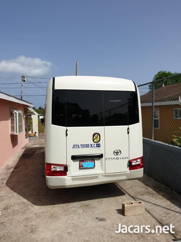 2018 Toyota Coaster Bus-5
