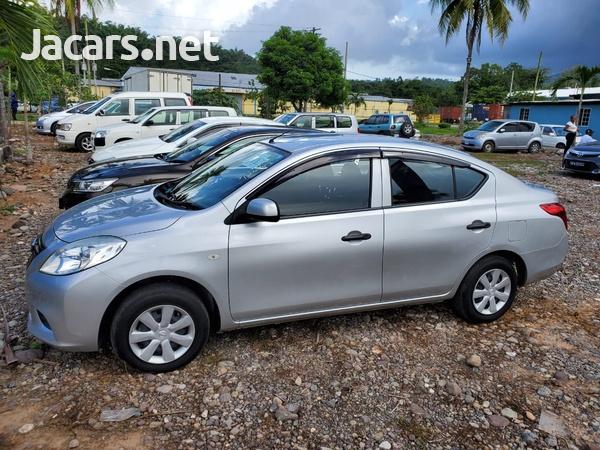 Nissan Latio 1,2L 2014-7