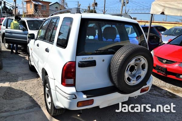 Suzuki Grand Vitara 2,4L 2000-6