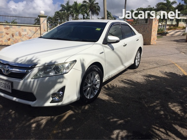 Toyota Camry 2,0L 2012-3