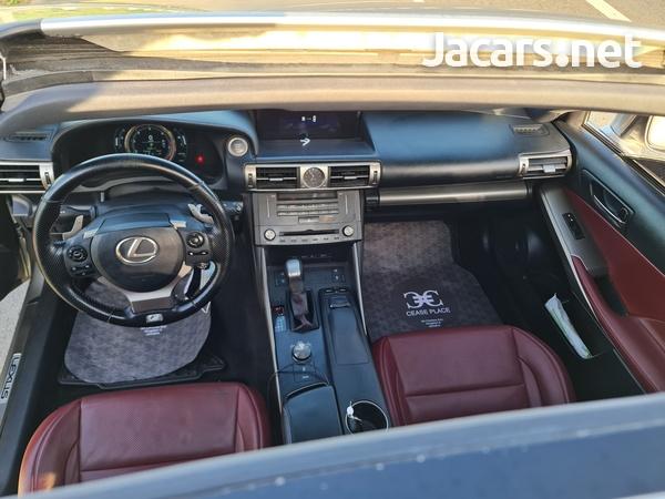 Lexus IS 3,5L 2016-1