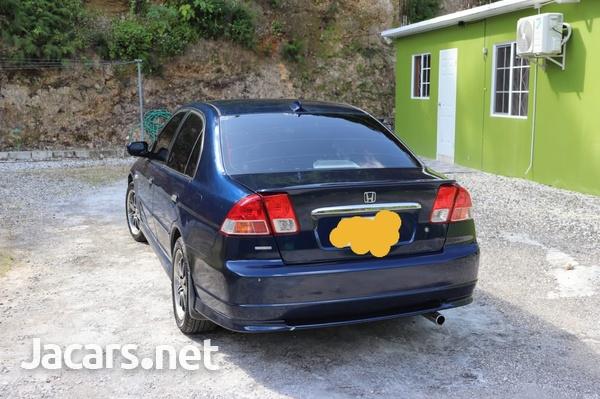Honda Civic 1,7L 2002-2