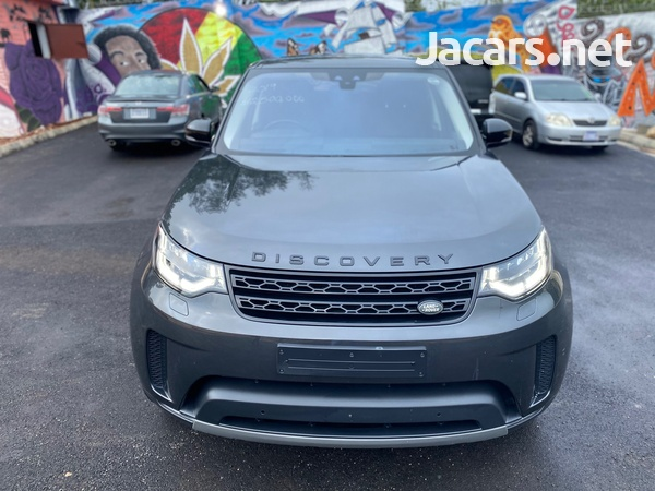 Land Rover Discovery Sport 3,0L 2019-3