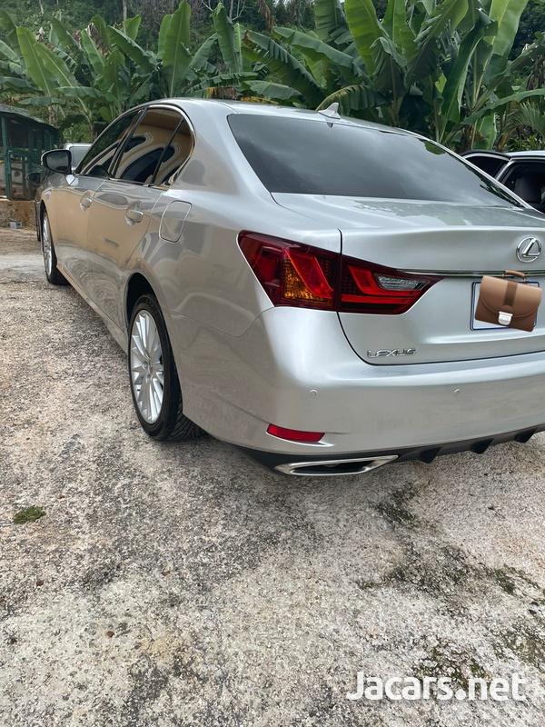 Lexus GS 3,5L 2013-8