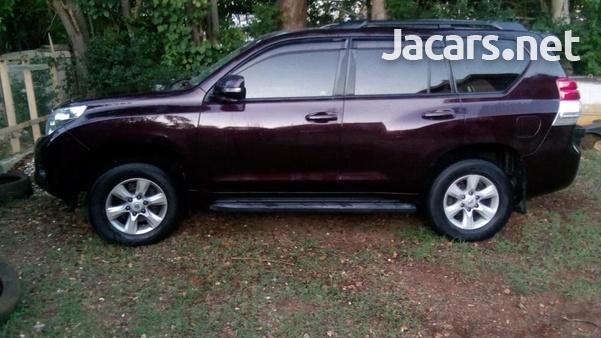 Toyota Prado 4,7L 2011-4