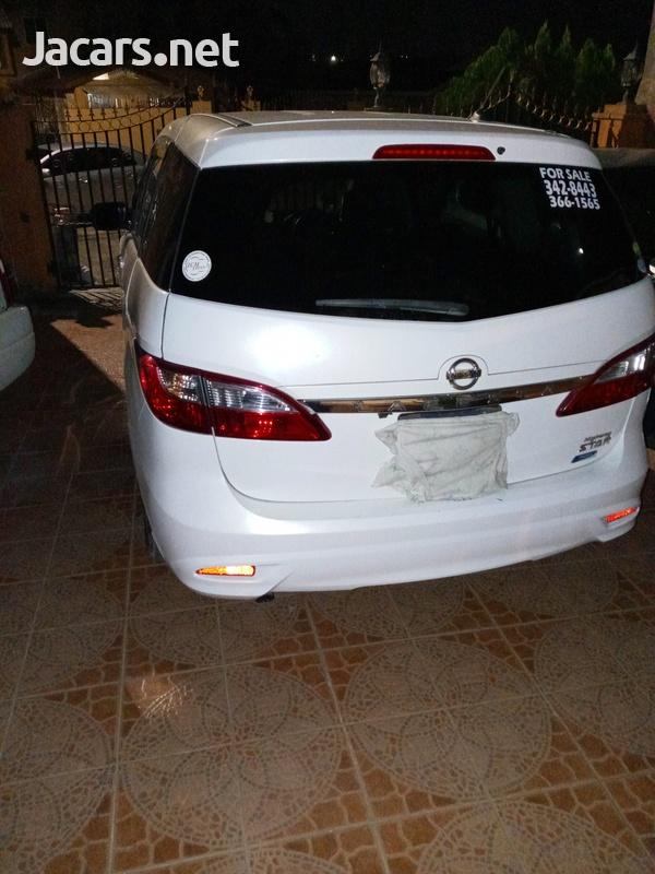 Nissan LaFesta 1,8L 2011-1