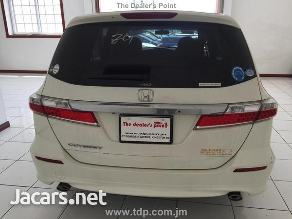 Honda Odyssey 2,4L 2012-3