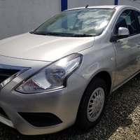 Nissan Latio 1,2L 2016