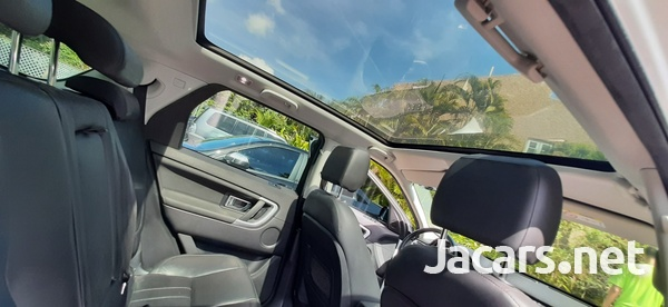 Land Rover Discovery Sport 2,0L 2017-9