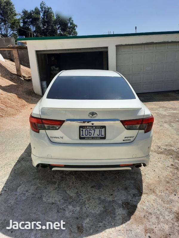 Toyota Mark X 3,5L 2014-2