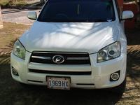 Toyota RAV4 2,4L 2009