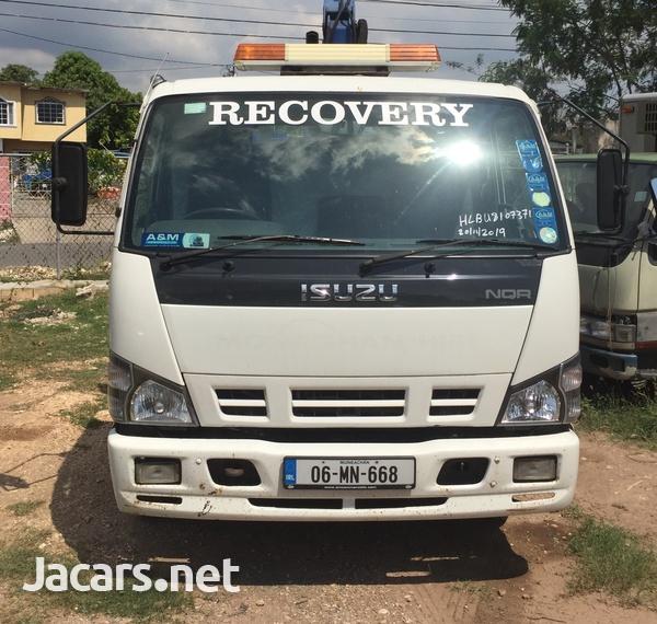 2006 Isuzu NQR Recovery Truck/Crane Truck-1