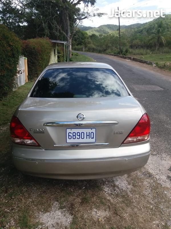 Nissan Sunny 1,6L 2004-6
