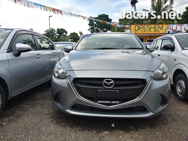 Mazda Demio 1,3L 2016-1