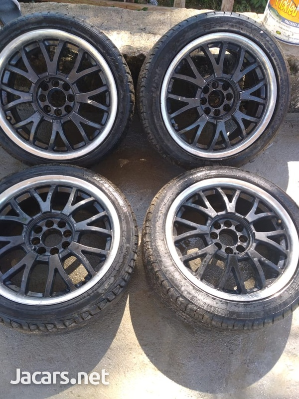 16inch rims with tyres-1