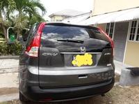2013 Honda CRV LHD