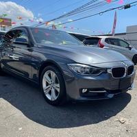 BMW 3-Series 3,0L 2015