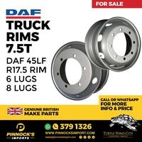 DAF TRUCK RIMS 7.5T DAF 45LF
