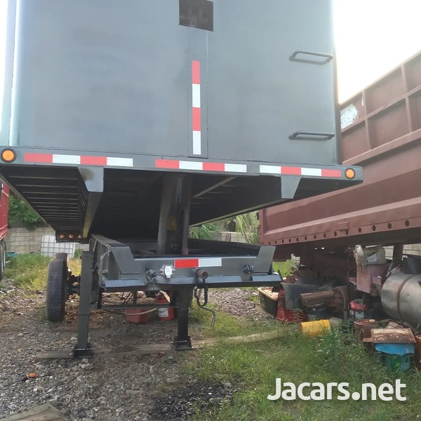 2012 Tipping Trailer 25ft steel body-2
