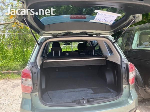 Subaru Forester 2,5L 2014-7